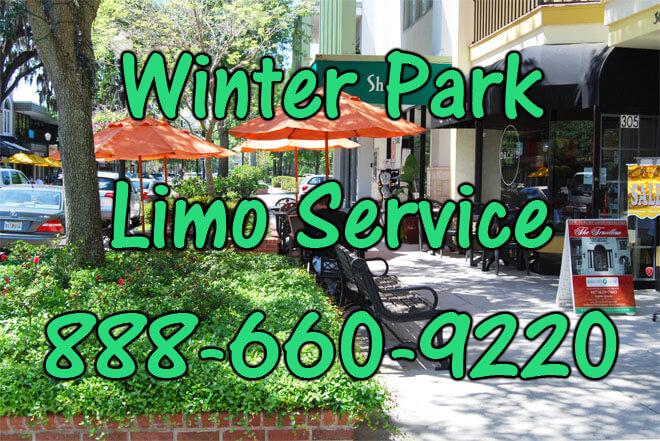 Winter Park Limo Service