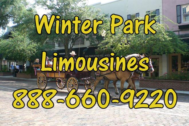 Winter Park Limousine Rental