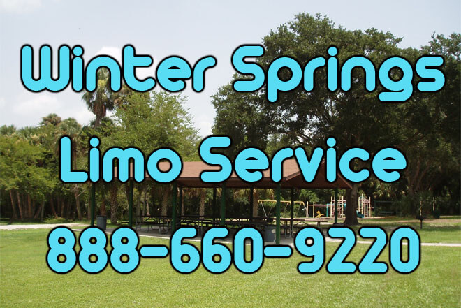 Winter Springs Limo Service