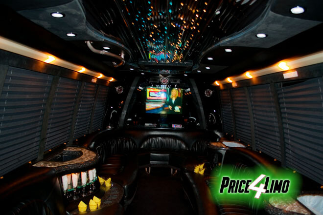 Ybor City Party Buses