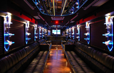 Limo Bus Rentals Rock House