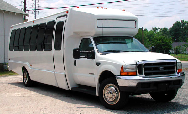 Top 10 Charter Bus Rentals In Gaithersburg Md With Prices