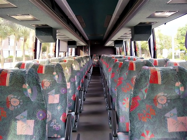 Top 10 Charter Bus Rentals In San Antonio With Prices