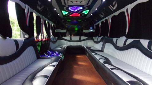 26 Passenger Party Bus Fort Worth TX