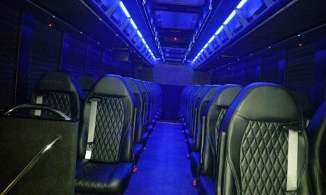 shuttle bus rental