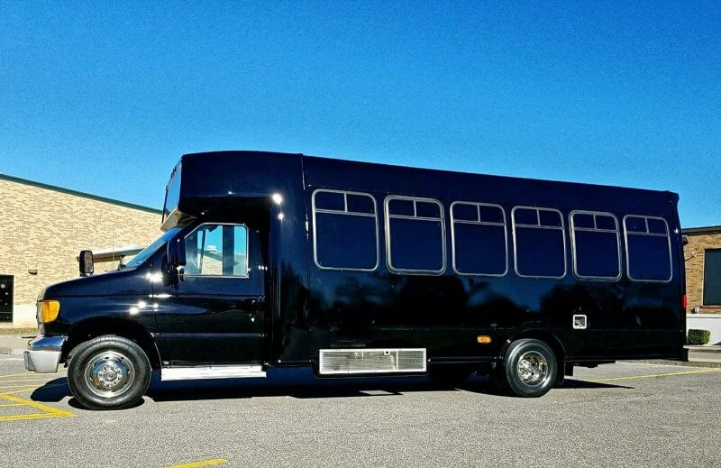 20 Passenger Party Bus Fort Worth TX