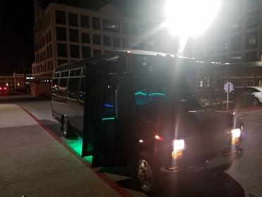 Limo Service Sun City, AZ Party Bus / Limo Bus 20 Passenger #12819