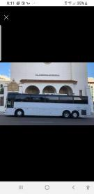 Charter Bus Chandler, AZ Party Bus / Limo Bus Tuxedo 50 Passenger #14586