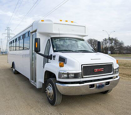 40 Passenger Party Bus Fort Worth TX