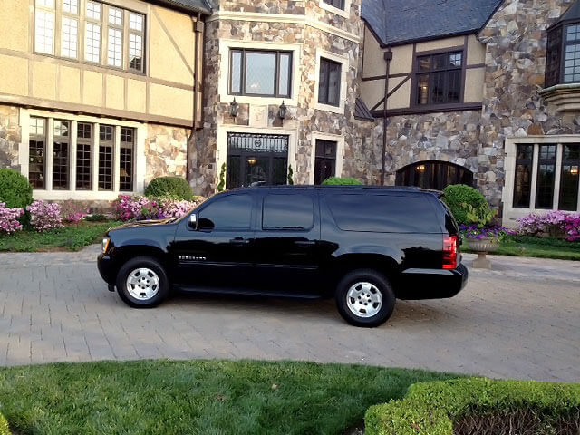 Party Bus Rental Prescott Valley, AZ 5 Passenger Suburban SUV