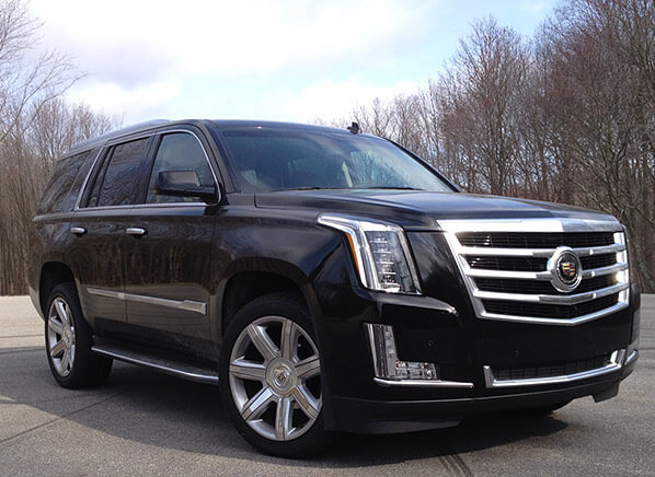 Party Bus Rental Glendale, AZ Escalade Black 6 Passenger #8507