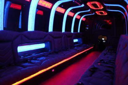 30 Passenger Party Bus Fort Worth TX
