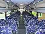 coach bus interior