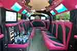 hummer limo interior Sunrise