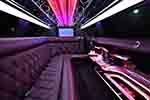 chrysler 300 limo interior