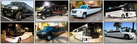 Richland Hills Party Buses and Limos